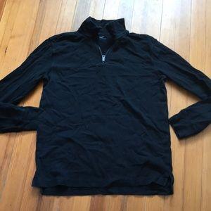 Men's GAP Quarter Zip Sweater